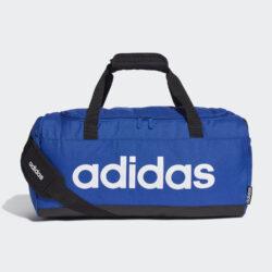 Προσφορά από το Cosmossport σε adidas Performance  - adidas Core Linear Logo Duffel Bag S Τσάντα Γυμναστηρίου (9000058241_43437) - DealFinder.gr