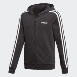 Προσφορά από το Cosmossport σε adidas Performance  - adidas Athletics Essential 3- Stripes Παιδική Ζακέτα (9000059990_1480) - DealFinder.gr