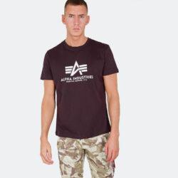Προσφορά από το Cosmossport σε Alpha Industries  - Alpha Industries Basic Men's T-Shirt (9000064831_42045) - DealFinder.gr