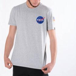 Προσφορά από το Cosmossport σε Alpha Industries  - Alpha Industries Space Shuttle | Ανδρικό T-Shirt (9000007409_33067) - DealFinder.gr