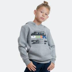 Προσφορά από το Cosmossport σε BODYTALK  - BodyTalk Παιδική Μπλούζα με Κουκούλα (9000059428_2069) - DealFinder.gr