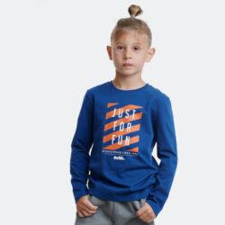 Προσφορά από το Cosmossport σε BODYTALK  - Bodytalk Παιδική Μπλούζα με Μακρύ Μανίκι (9000059425_44608) - DealFinder.gr