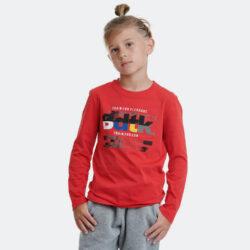 Προσφορά από το Cosmossport σε BODYTALK  - BodyTalk Παιδική Μακρυμάνικη Μπλούζα (9000059422_1634) - DealFinder.gr