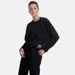 Προσφορά από το Cosmossport σε BODYTALK  - BODYTALK Γυναικεία Μπλούζα με Μακρύ Μανίκι (9000059313_1469) - DealFinder.gr