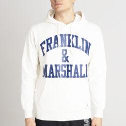 Προσφορά από το Cosmossport σε Franklin & Marshall  - Franklin & Marshall Ανδρική Μπλούζα με Κουκούλα (9000066846_11978) - DealFinder.gr