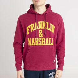 Προσφορά από το Cosmossport σε Franklin & Marshall  - Franklin & Marshall Ανδρική Μπλούζα με Κουκούλα (9000066847_1921) - DealFinder.gr