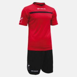 Προσφορά από το Cosmossport σε Givova  - Givova Kit One Ανδρικό Σετ Ποδοσφαιρικής Στολής (9000017591_4143) - DealFinder.gr