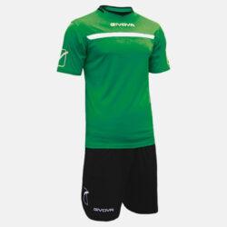 Προσφορά από το Cosmossport σε Givova  - Givova Kit One Ανδρικό Σετ Ποδοσφαιρικής Στολής (9000017591_4146) - DealFinder.gr