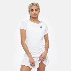 Προσφορά από το Cosmossport σε Lotto  - Lotto Squadra W Γυναικείο T-Shirt (9000063833_48858) - DealFinder.gr