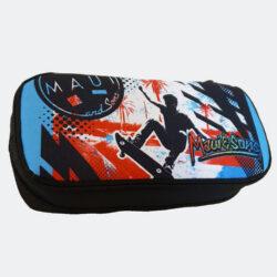 Προσφορά από το Cosmossport σε MAUI  - MAUI Skate Κασετίνα Βαρελάκι Οβάλ 9 x 21 x 6 cm (9000062171_48587) - DealFinder.gr