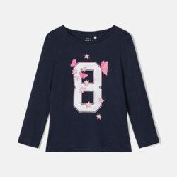Προσφορά από το Cosmossport σε Name it  - Name It Printed Παιδική Μπλούζα με Μακρύ Μανίκι (9000064537_2801) - DealFinder.gr
