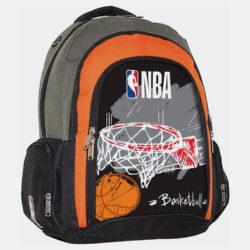 Προσφορά από το Cosmossport σε NBA  - NBA Red Basket Οβάλ Σακίδιο Πλάτης 30L (9000062155_48580) - DealFinder.gr