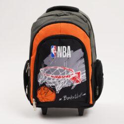 Προσφορά από το Cosmossport σε NBA  - NBA Red Basket Σακίδιο Τρόλεϊ 30L (9000062156_48580) - DealFinder.gr
