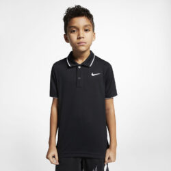 Προσφορά από το Cosmossport σε Nike  - Nike Court Dri-Fit Tennis Boy's Polo (9000043662_1480) - DealFinder.gr