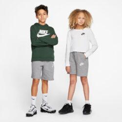 Προσφορά από το Cosmossport σε Nike  - Nike Sportswear Club Unisex Kids' Shorts (9000044149_40681) - DealFinder.gr
