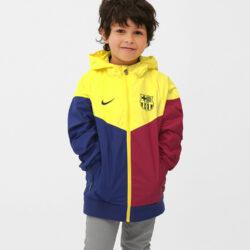 Προσφορά από το Cosmossport σε Nike  - Nike FC Barcelona Windrunner Παιδικό Αντιανεμικό (9000067692_49757) - DealFinder.gr