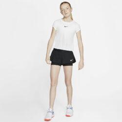 Προσφορά από το Cosmossport σε Nike  - Nike Court Flex Παιδικό Σορτς για Tennis (9000054716_1480) - DealFinder.gr