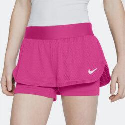 Προσφορά από το Cosmossport σε Nike  - Nike Court Flex Παιδικό Σορτς για Tennis (9000054717_22125) - DealFinder.gr