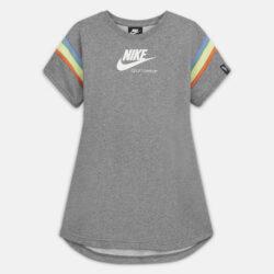 Προσφορά από το Cosmossport σε Nike  - Nike Sportswear Heritage Παιδικό Φόρεμα (9000055220_17329) - DealFinder.gr