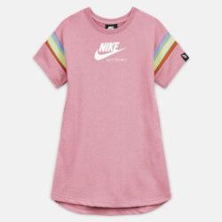 Προσφορά από το Cosmossport σε Nike  - Nike Sportswear Heritage Παιδικό Φόρεμα (9000055221_4622) - DealFinder.gr