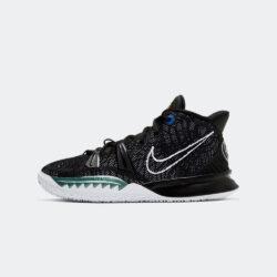 Προσφορά από το Cosmossport σε Nike  - Nike Zoom Kyrie 7 Kids' Basketball Shoes (9000056319_46776) - DealFinder.gr