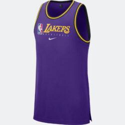 Προσφορά από το Cosmossport σε Nike  - Nike NBA Los Angeles Lakers DNA Men's Dri-FIT Tank (9000066241_36408) - DealFinder.gr