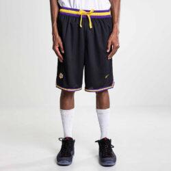 Προσφορά από το Cosmossport σε Nike  - Nike NBA Los Angeles Lakers DNA Ανδρικό Σορτς (9000034949_40494) - DealFinder.gr