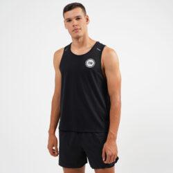 Προσφορά από το Cosmossport σε Nike  - Nike Miler Wild Run Men's Graphic Αμάνικη Μπλούζα για Τρέξιμο (9000055192_46378) - DealFinder.gr