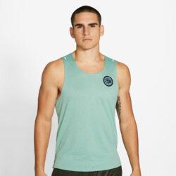 Προσφορά από το Cosmossport σε Nike  - Nike Miler Wild Run Men's Graphic Αμάνικη Μπλούζα για Τρέξιμο (9000055193_46379) - DealFinder.gr