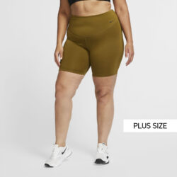 Προσφορά από το Cosmossport σε Nike  - Nike One 7/8 Plus Size Γυναικείο Ποδηλατικό Σορτς (9000055329_21678) - DealFinder.gr