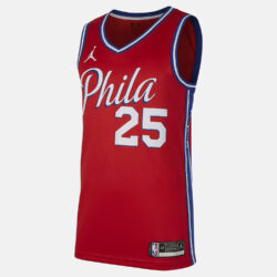 Προσφορά από το Cosmossport σε JORDAN  - Jordan NBA Ben Simmons Philadelphia 76ers Statement Edition 2020 Men's Jersey (9000055341_42346) - DealFinder.gr