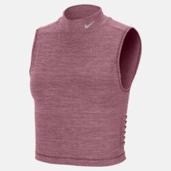 Προσφορά από το Cosmossport σε Nike  - Nike Pro Dri- Fit Cropped Γυναικεία Μπλούζα (9000055155_46368) - DealFinder.gr