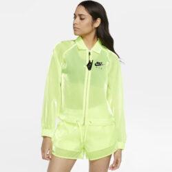 Προσφορά από το Cosmossport σε Nike  - Nike Air Coach Γυναικεία Ζακέτα (9000056439_5158) - DealFinder.gr