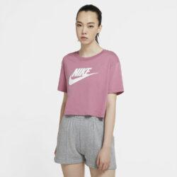 Προσφορά από το Cosmossport σε Nike  - Nike Sportswear Essential Γυναικεία Μπλούζα (9000054619_46289) - DealFinder.gr