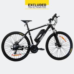 Προσφορά από το Cosmossport σε Nilox  - Nilox Doc E-bike X6 Ηλεκτρικό mountain ποδήλατο (9000062904_1469) - DealFinder.gr
