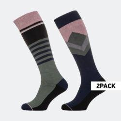Προσφορά από το Cosmossport σε Protest  - Protest Kevin Active 2Pack High Ανδρικές Κάλτσες (9000064930_49107) - DealFinder.gr