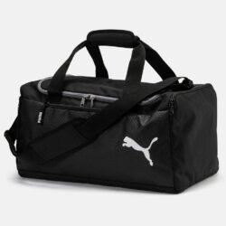 Προσφορά από το Cosmossport σε puma  - Puma Fundamentals Sports Bag Τσάντα Γυμναστηρίου (9000071410_1469) - DealFinder.gr