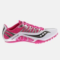Προσφορά από το Cosmossport σε Saucony  - Saucony Spitfire – Γυναικεία Παπούτσια Στίβου (9000066374_3142) - DealFinder.gr