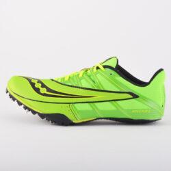 Προσφορά από το Cosmossport σε Saucony  - Saucony Spitfire 4 Ανδρικά Παπούτσια Στίβου (9000033974_4146) - DealFinder.gr
