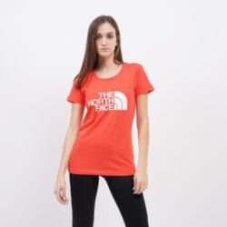 Προσφορά από το Cosmossport σε the north face  - THE NORTH FACE Logo Γυναικείο T-Shirt (9000063283_48736) - DealFinder.gr
