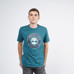 Προσφορά από το Cosmossport σε Timberland  - Timberland Little Cold River Tree Logo Ανδρικό T-Shirt (9000064812_16053) - DealFinder.gr