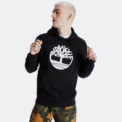 Προσφορά από το Cosmossport σε Timberland  - Timberland Core Tree Logo Ανδρική Μπλούζα με Κουκούλα Hoodie (9000064778_2691) - DealFinder.gr