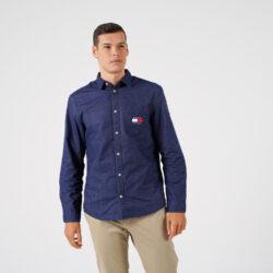 Προσφορά από το Cosmossport σε Tommy Jeans  - Tommy Jeans Ανδρικό Πουκάμισο (9000065084_45076) - DealFinder.gr