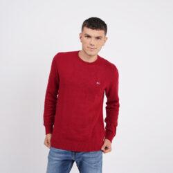 Προσφορά από το Cosmossport σε Tommy Jeans  - Tommy Jeans Light Blend Crew Ανδρική Πλεκτή Μπλούζα με Μακρύ Μανίκι (9000065098_48663) - DealFinder.gr