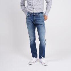 Προσφορά από το Cosmossport σε Tommy Jeans  - Tommy Jeans Ryan Relaxed Straight Ανδρικό Jeans (9000065102_49140) - DealFinder.gr