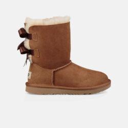 Προσφορά από το Cosmossport σε UGG  - Ugg Bailey Bow II Παιδικές Μπότες (9000064706_30578) - DealFinder.gr