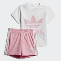Προσφορά από το Cosmossport σε adidas Originals  - adidas Originals Trefoil Βρεφικό Σετ Φόρμας (9000022664_28188) - DealFinder.gr