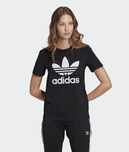 Προσφορά από το Cosmossport σε adidas Originals  - adidas Originals Trefoil Γυναικείο T-Shirt (9000045507_1480) - DealFinder.gr