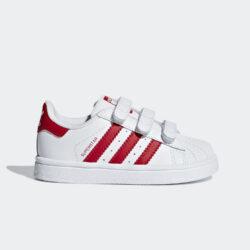 Προσφορά από το Cosmossport σε adidas Performance  - adidas Superstar Βρεφικά Παπούτσια (9000071473_1539) - DealFinder.gr