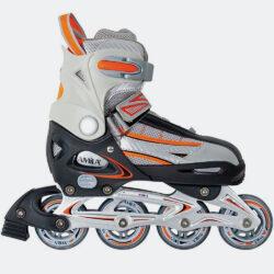 Προσφορά από το Cosmossport σε Amila  - Amila In-Line Skate Αλουμινίου 33-36 (9000009191_17029) - DealFinder.gr